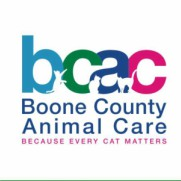 Boone County Animal Care Logo Every Cat Matters